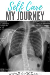 my self care journey