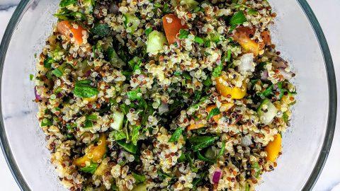 Alyssa's Quinoa Salad