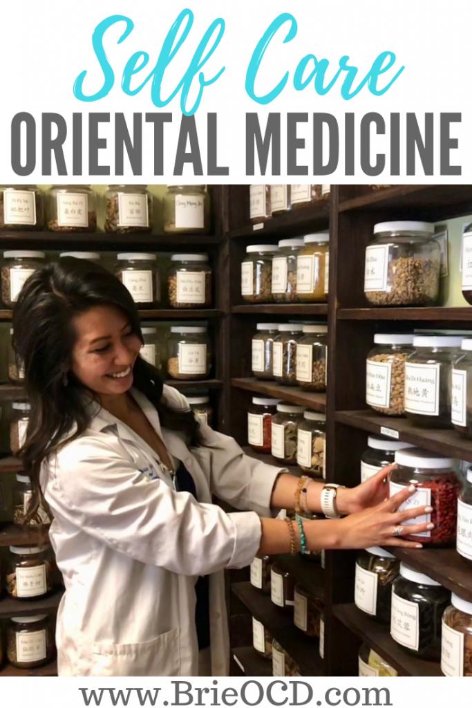 self care oriental medicine