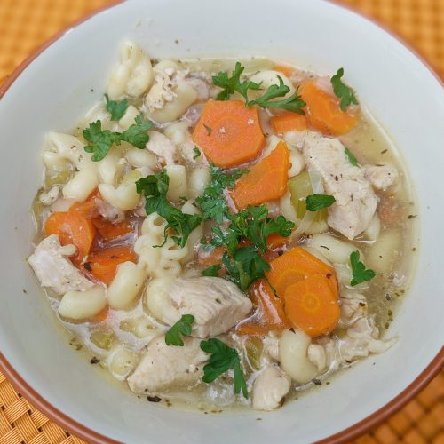 chicken soup final