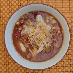 chicken white bean chili final