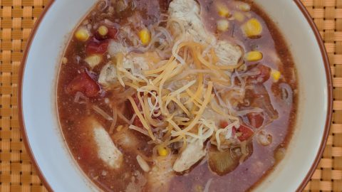 Crock-Pot: Chicken Corn Chili