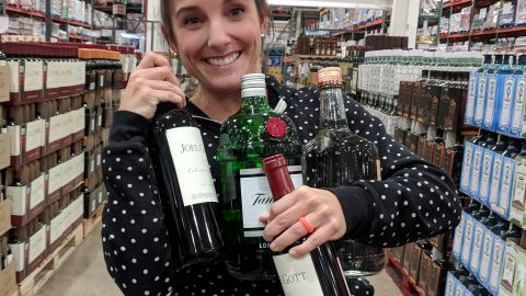 Buy Alcohol at Costco WITHOUT a Membership! (Sam's & BJ's too!)