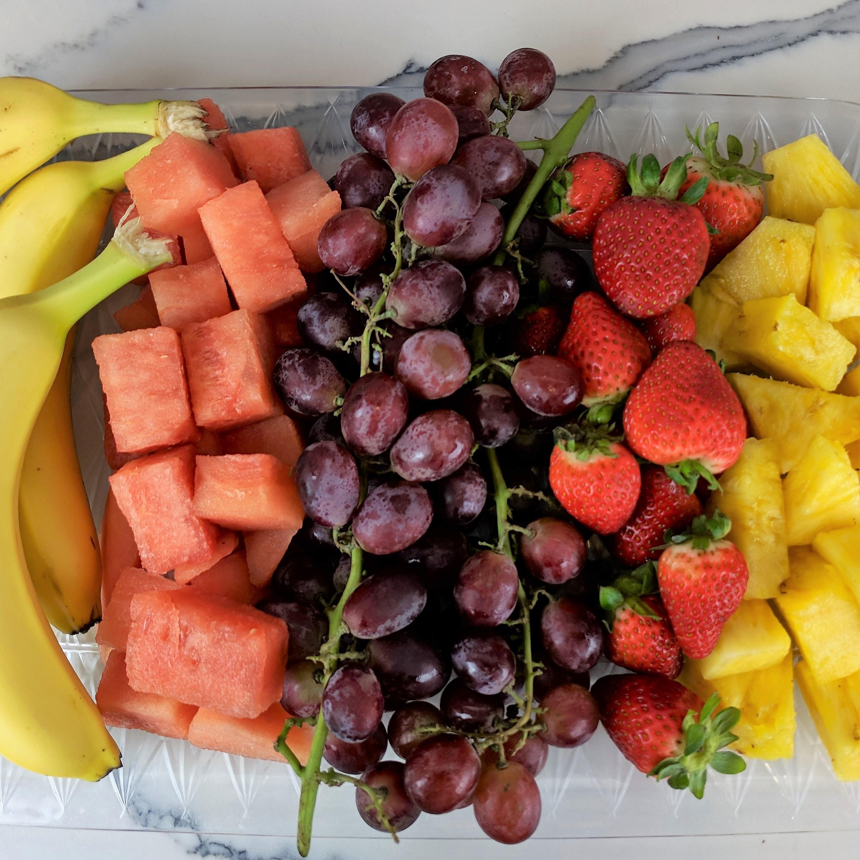 5 Minute Fresh Fruit Platter Brieocd