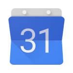 ways to stay organized - google calendar