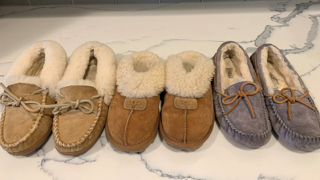 best womens slippers 3 slippers line up widescreen