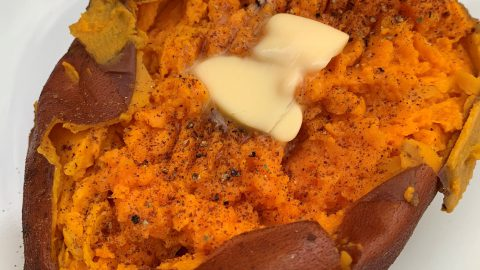 Instant Pot: Sweet Potatoes